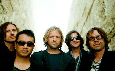 Why Switchfoot won't sing Christian songs