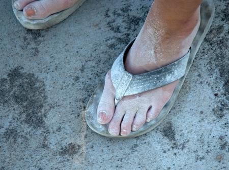 CTK dusty sandal